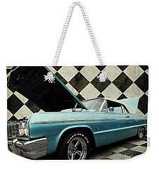 1965 Chevy Impala Weekender Tote Bag