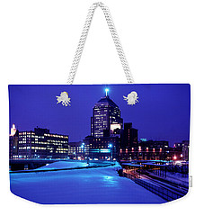 1969 Boston Twilight Weekender Tote Bag by Historic Image