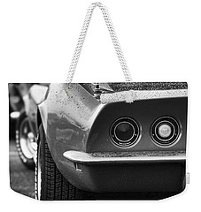 1969 Chevrolet Corvette Stingray Weekender Tote Bag