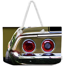 1970 Camaro Fat Ass Weekender Tote Bag