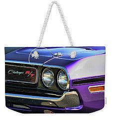 1970 Dodge Challenger Rt 440 Magnum Weekender Tote Bag