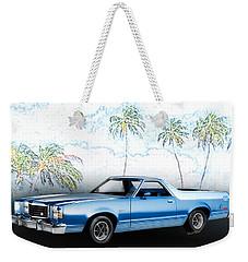 1979 Ranchero Gt 7th Generation 1977-1979 Weekender Tote Bag