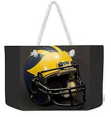 1980s Wolverine Helmet Weekender Tote Bag