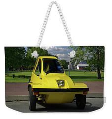 1981 Hmv Freeway Weekender Tote Bag
