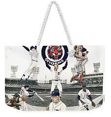 1984 Detroit Tigers Weekender Tote Bag