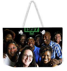 1997 Class Reunion Group 2 Weekender Tote Bag