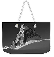 1m2716-bw Sunrise On Pigeon Spire Weekender Tote Bag