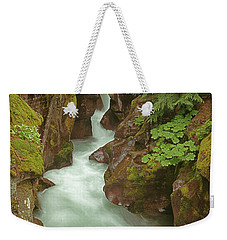 1m8115 Avalanche Gorge Mt Weekender Tote Bag
