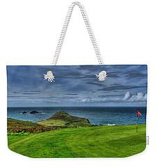 1st Green Cape Cornwall Golf Club Weekender Tote Bag