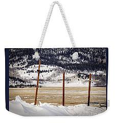 1st Peter Weekender Tote Bag by Janice Rae Pariza