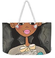 1st Sunday Weekender Tote Bag