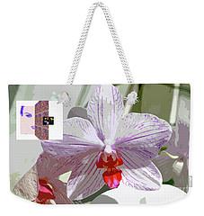 2-1-2057b Weekender Tote Bag
