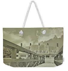 1920s Retreat Weekender Tote Bag
