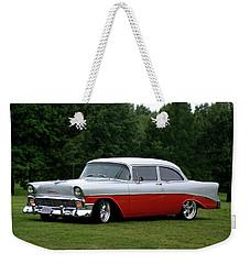 1956 Chevrolet Weekender Tote Bag