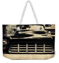 1957 Chevy Weekender Tote Bag by JAMART Photography