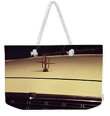 1963 Lincoln Weekender Tote Bag by JAMART Photography
