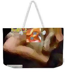 2-2-2-57m Weekender Tote Bag