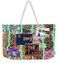 2-2-2057a Weekender Tote Bag