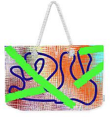 2-24-2057g Weekender Tote Bag