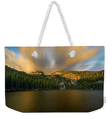 2 / 51  Bear Lake's Hallett Peak #2 Weekender Tote Bag