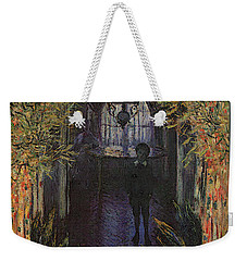 A Corner Of The Apartment Weekender Tote Bag by Claude Monet