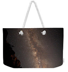 A Dark Night In Zion Canyon Weekender Tote Bag