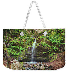 Weekender Tote Bag featuring the photograph A Little Bit Of Love by Laurie Search