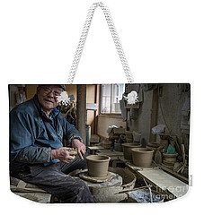 A Village Pottery Studio, Japan Weekender Tote Bag