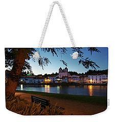 Weekender Tote Bag featuring the photograph Alcacer Do Sal by Carlos Caetano