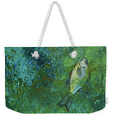 Algae Bloom Weekender Tote Bag