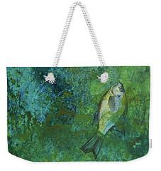 Algae Bloom Weekender Tote Bag