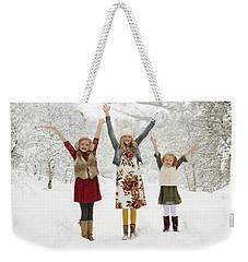Alison's Family Weekender Tote Bag