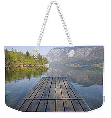 Alpine Clarity Weekender Tote Bag