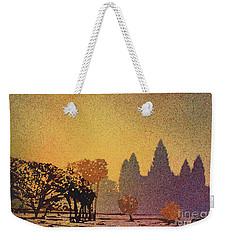 Angkor Sunrise Weekender Tote Bag by Ryan Fox