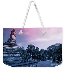 Artistic Of Chedi Weekender Tote Bag
