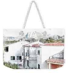 Arzachena Urban Landscape Weekender Tote Bag