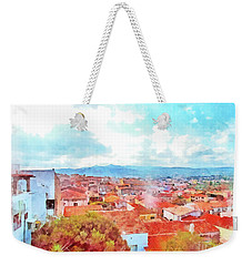 Arzachena View Weekender Tote Bag