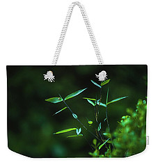 Weekender Tote Bag featuring the photograph At Peace by Gene Garnace