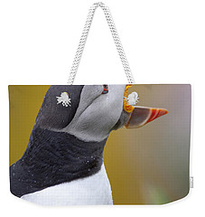 Atlantic Puffin - Scotland Weekender Tote Bag
