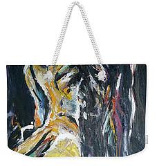Back Weekender Tote Bag