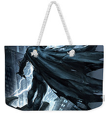 Batman The Dark Knight Returns 2012 Weekender Tote Bag