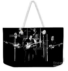 Beatles In Concert 1964 Weekender Tote Bag