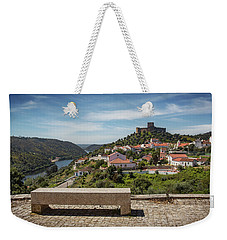 Weekender Tote Bag featuring the photograph Belver Landscape by Carlos Caetano