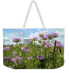 Bergamot Weekender Tote Bag by Scott Kingery
