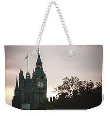 Big Ben Weekender Tote Bag by Rachel Mirror