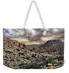 Big Bend National Park Weekender Tote Bag
