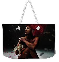 Bird Woman Weekender Tote Bag