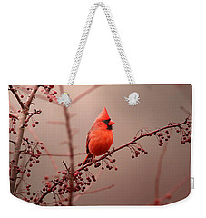 Bold Beauty Weekender Tote Bag by Rob Blair