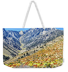 Bountiful Desert Weekender Tote Bag