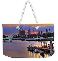 Buenos Aires 002 Weekender Tote Bag